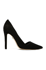Makayla Pumps in Black
