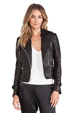 Night Jacket in Black