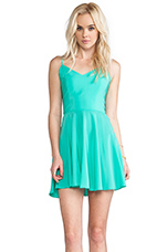 EXCLUSIVE Bowery Dress in Mint
