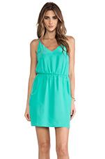 Easy Pocket Dress in Mint