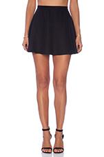 Circle Skirt in Black