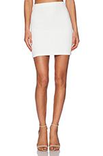 Pencil Skirt in White