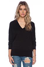 Blossom Sweater in Black