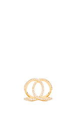 KoKo Ring in Gold