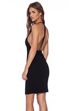 Layla Mini Dress in Black
