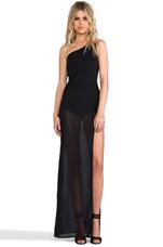 Viva Maxi Dress in Black