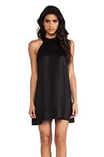 Voyage Mini Dress in Black