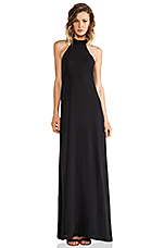 Helden Maxi Dress in Black