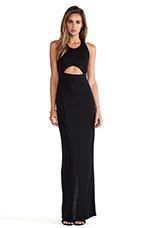 Dickson Maxi Dress in Black