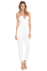 Scando Jumpsuit in Cream