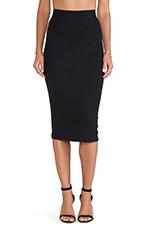 Tube Skirt in Black