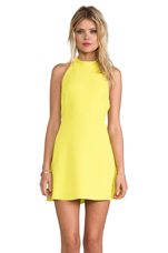 Annelyse Dress in Citrus