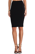 Boderline Skirt in Black