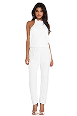 True Romance Jumpsuit in Ivory