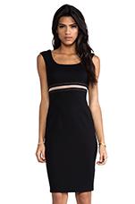 Bardot Dress in Black