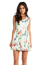 Brylea Peony Dress in Linen