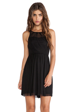 Lexy Dress in Black