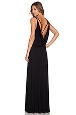 September Maxi Dress in Black