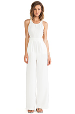 Manele Jumpsuit in Dirty White
