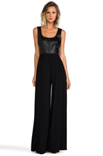 Music Twisted Jumpsuit in Black