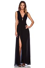 Alda Dress in Black