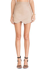 Envelope Skirt in Camel