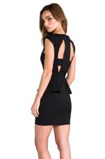 Dobrev Mini Dress in Black
