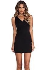 Artemis Mini Dress in Black
