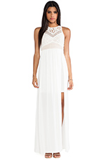 Endless Summer Dress in Ivory