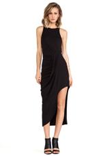 Flow Dress in Black