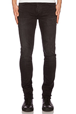 Jeans 25 in Fulton Black