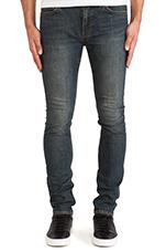 Jeans 25 in Hunts Blue
