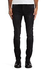 Jeans 25 in Nevins Black