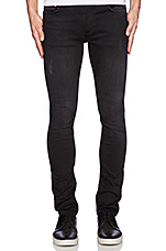 Jeans 5 in Clove Black