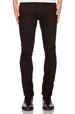 Jeans 25 in Ludlow Black