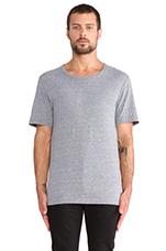 T-Shirt 3 in Light Grey Melange