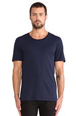 T-Shirt 3 in Navy Blue