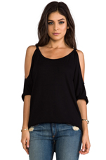 EXCLUSIVE Trendsetter Tunic in Black