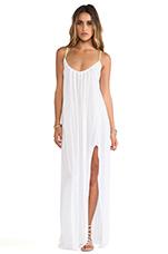 Festival Maxi Dress in White