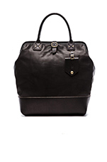No. 164 Small Carryall in Black