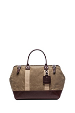 No. 165 Medium Carryall in Tan