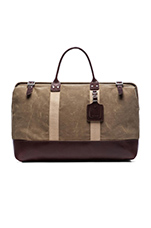 No. 166 Large Carryall in Tan