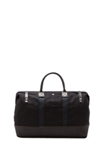No. 166 Large Carryall in Black