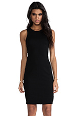 Tank Dress in Black