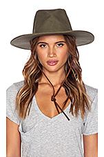 Ranger Hat in Olive