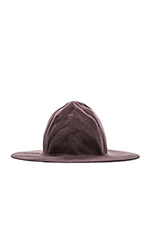 Jethro Hat in Brown