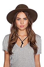 Tiller Top Hat in Light Olive