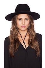 Mayfield Hat in Black