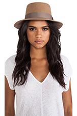Bison Hat in Khaki