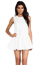 With Fire Dress in Ivory